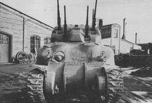 Canadian Skink Anti-Aircraft Tank