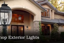 Exterior / First impressions are important, and the entryway into your home can say so much about you and your style. Invite people in with a flair. The perfect fixture choice will make those first impressions safe and stylish. It`s simpler than you think.