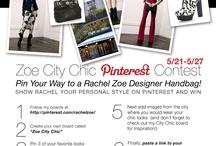 pinterest contests / by Victoria Lagrado