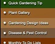 Gardening, general