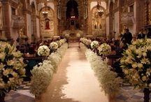 Decoração para casamento e demais festas / Ideias que podem ser aproveitadas para decorar seu casamento. Observar misturas de cores, tipos de flores enfim, ver o que o seu coração diz diante de uma imagem.
