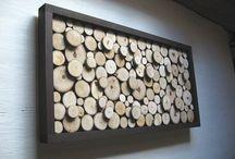 Dřevěný obraz