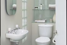 Cloakroom/bathroom / Floors/walls/features. Beachy/spa?
