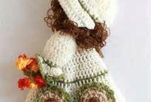 Broom Dolls