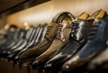 Shoes / At Cicchini's Custom Clothier we offer a vast array of styles and brands in the latest footwear. We carry shoes that fit any occasion, a casual night out or the New Year's Ball. With legendary brands like Mezlan, Bacco Bucci, Calzoleria Toscana, Bettaccini and Donald J. Pliner we are guaranteed to have what you need.