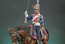 Napoleonic miniatures