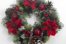 Christmas Decoration Wreath Artificial