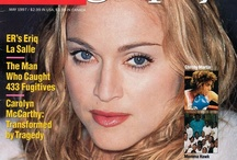 Madonna Covers  / Magazine Covers, Album Artwork, Random Madge Articles, Etc. / by Will Treese