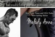 Books by Melody Ann / Billionaire Bachelors, Babies for a Billionaire set of three books Surrender, Submit Seduced and Scorched