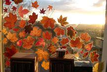 Herbstliches Basteln