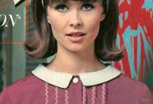 60s looks / I wasn't born yet.