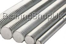 Fixings & Fastenings  / Fixing and Fastenings products, including studding, nuts, bolts and washers all supplied, bright zinc plated. Within our Fixings and Fastenings range we also supply Die springs, Dowel pins and Silver steel.  Dowel Pins supplied in both metric and imperial sizes. Dowel pins are ground cylindrical pins and are specifically designed for connecting separate objects to create a precise alignment.