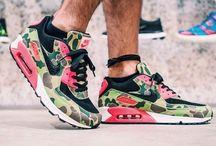 Sneakers / by Ajoop Pawirosetiko