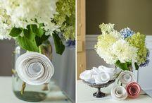 DIY Wedding - Centerpieces / by Tia Patron