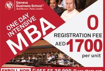 ONE DAY INTENSIVE MBA