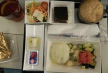 Airplane Food / Yum yum