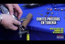 Grabar, tallar. Mini herramientas
