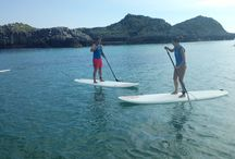 Clases de paddlesurf en Cantabria / Si veraneas en Cantabria y quieres aprender a hacer paddlesurf, ven a nuestra escuela en Noja. Toda la información que necesitas la encontrarás en: www.escuelasupdeep.com