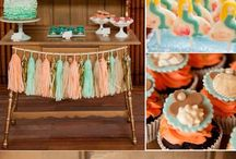Party inspirations / Baby birthday