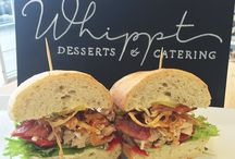 Whippt Catering & Lunch Takeout / Now offering Savoury Catering services & delicious Lunch Takeout Monday - Friday, 11am - 2pm at #4, 5329 72 Ave SE in the Foothills Industrial Area