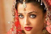 maquillage indien