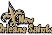 **New Orleans Saints** / by Jacquelyn Aguado