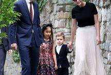 Trump/Kushner Family