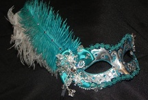 MaGniaFiceNt MaSkS / Masquerade ball masks.  =I have it if you can pin it= / by Skull Tattoo