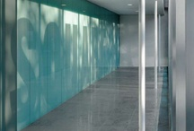 Back Painted Glass Wall