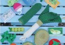 crochet vegetable