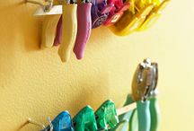 Organization Ideas / by Glenda Poldrack