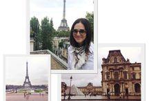 Around the World: Paris / by Anna Berthier