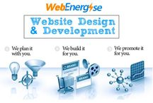 WEBSITE DEVELOPMENT / We specialize in high-end websites and web applications. E-commerce sites and web development.