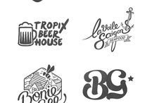 Logos / All sorts of logos, brands and visual identities