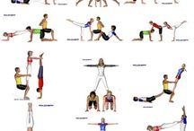 Acro / Acrobatic gymnastics