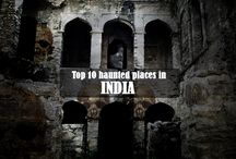 Haunted Places in India / Watching horror movies can be an excitement for you and it might be a child's play too! But what if a real ghost is in front of you? Ohh! Getting Goosebumps? Don't worry; this is just a write-up that will lend you some information regarding the spooky spots in India, which are really scary! It will be a true dare to visit these places!