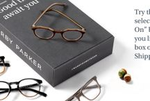 {Sunglasses and Eyeglasses}