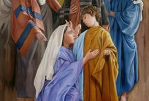 The Finding of the Child Jesus in the Temple * Joyful Mysteries