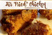 Recipes-Air fried!! / Recipes for your Air Fryer