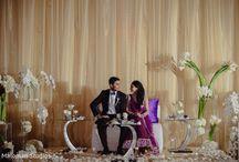 Reception : Backdrop / #wedding #weddings  #indianwedding #indianweddings #wedddingdecor #weddingdecoration #decor #decoration #ceremonysetup #backdrop #backdrops #receptionbackdrop #receptionbackdrops #sonaljshah #sjs #sjsbook #sjsevents #sjseventconsultants www.sjsevents.com/