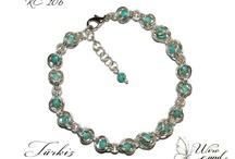 Chainmail bracelet - Karkötő