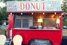 Food truck / by Aimee Tigar
