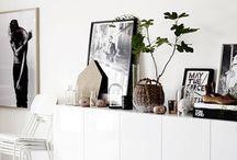 Ikea storage livingroom