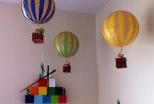 Kids bedroom idea / by Lissette Herrera