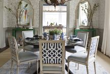 Dining Rooms / by Ann Lee