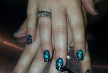 Vixen Nail Art! / We are known for our Nail Art!