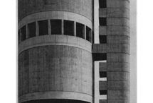 Architecture. Concrete