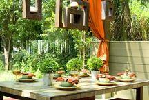 Jardines / Terrazas