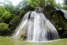 Waterfalls in the Philippines / A compilation of waterfalls in the Philippines.