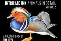 Intricate Ink / Tim Jeffs